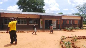 exterior Matuwa school
