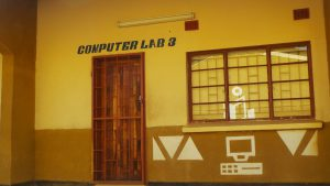 Siavonga High School Computer Lab