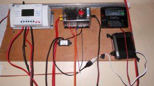 gauges for solar set up