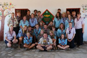 Scouts from East England