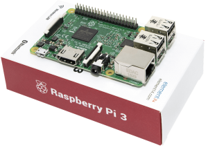 Raspberry Pi with RACHEL