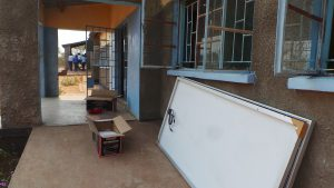 solar panels for Kawila Primary School