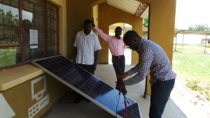 solar panel installation training
