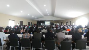 Engineering Institute Zambia conference