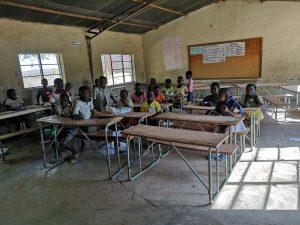 Syakalinda classroom