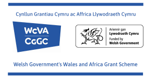 Wales and Africa logo